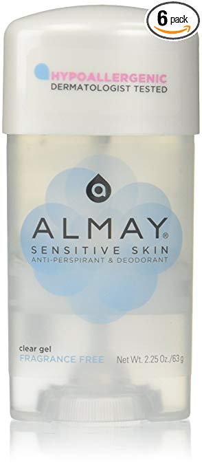 Almay Sensitive Skin Clear Gel - A-Lifestyle