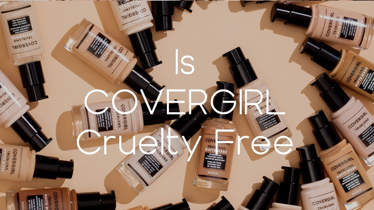 Is Covergirl Cruelty Free - A-Lifestyle