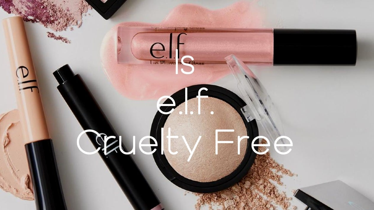 Is elf Cruelty Free - A-Lifestyle