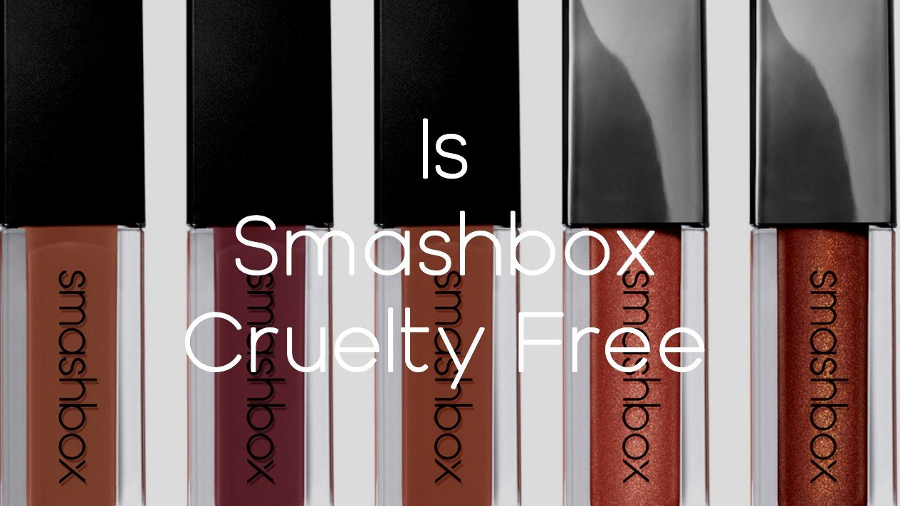Is Smashbox Cruelty Free - A-Lifestyle