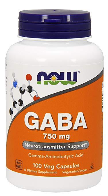 GABA Supplement - A-Lifestyle