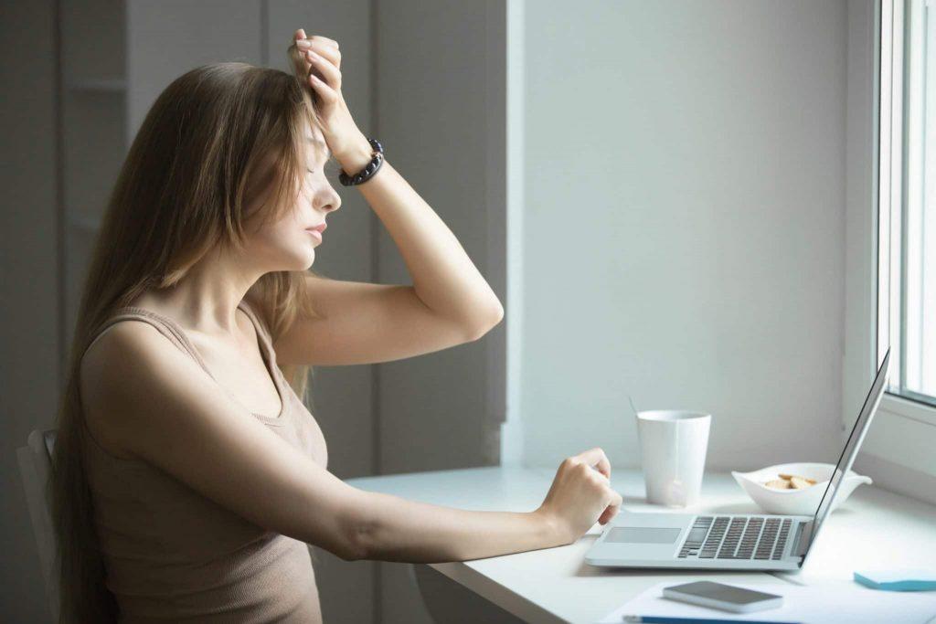 What causes dark circles - Fatigue