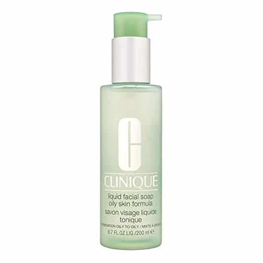 Clinique Liquid Facial Soap Oily Skin