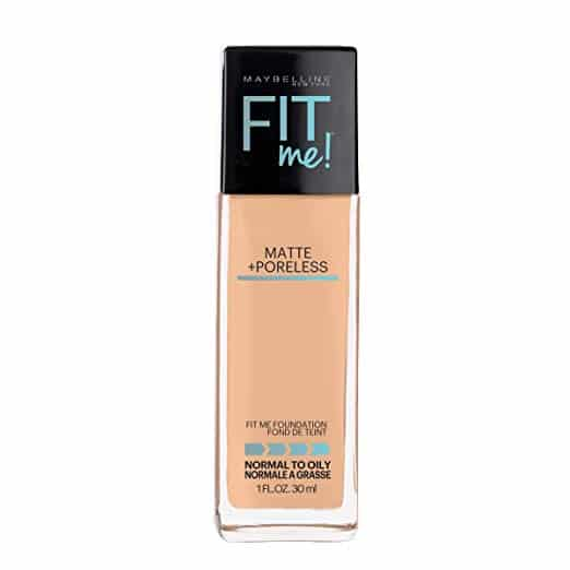 MAYBELLINE FIT ME® MATTE + PORELESS FOUNDATION