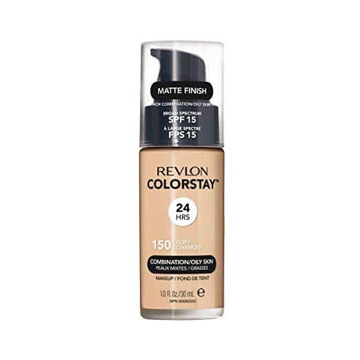 Revlon ColorStay Liquid Foundation For Combination/oily Skin