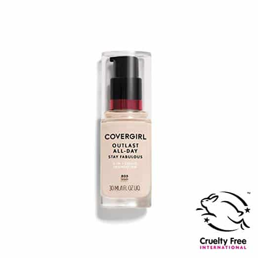 COVERGIRL Outlast All Day Stay Fabulous 3-in-1 Foundation