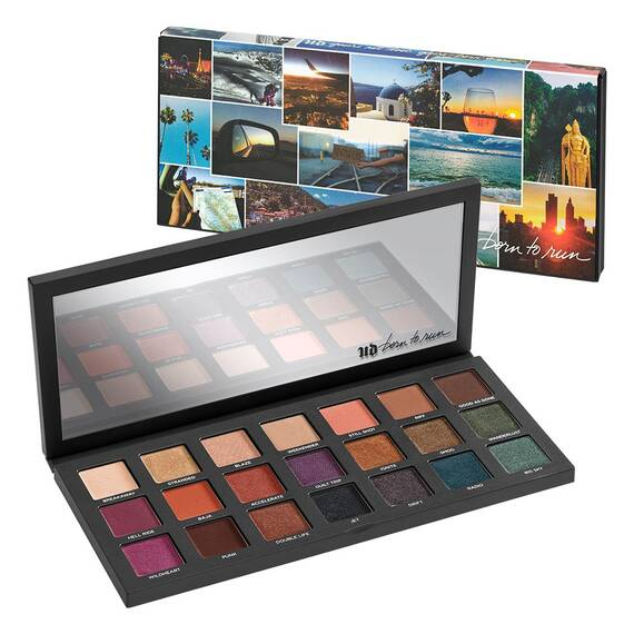 Urban Decay Born To Run Eye Shadow Palette