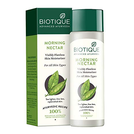 Biotique Morning Nectar Skin Moisturizer