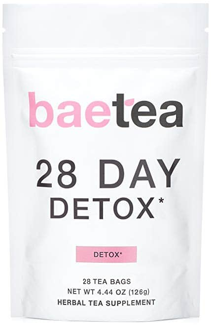 Baetea 28-Day Teatox