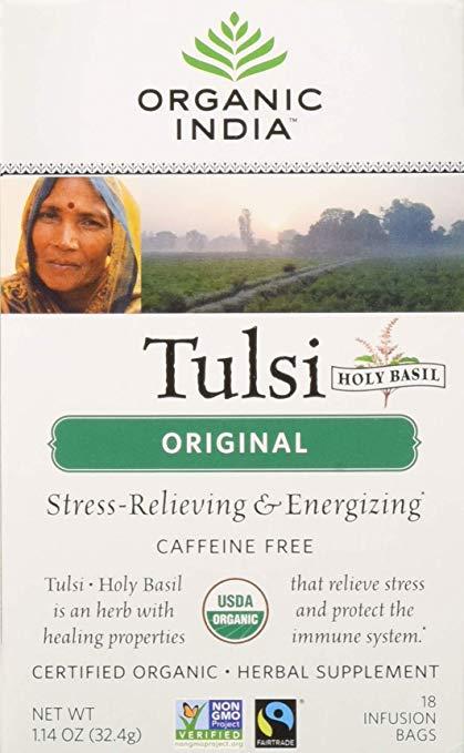 Organic India Herbal Tea