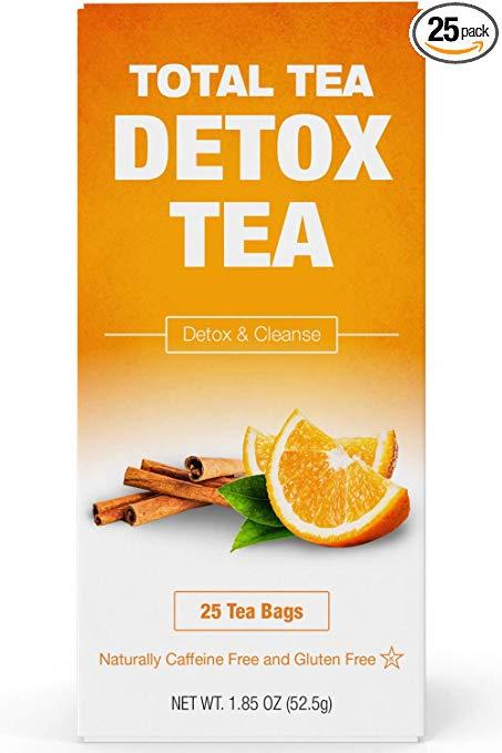 TotalTea Caffeine Free Detox Tea